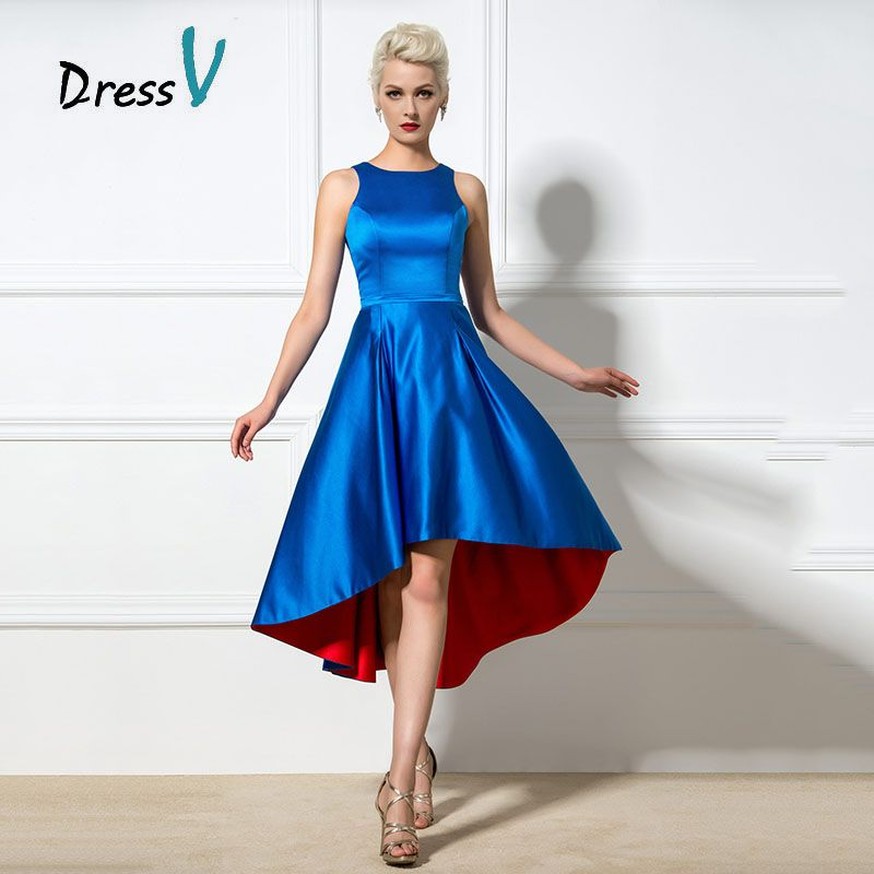 Asymmetric Evening Dresses