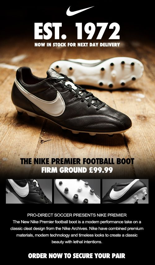 Pro Direct Soccer Nike Premier Soccer Boots Soccer Shoes Football Boots