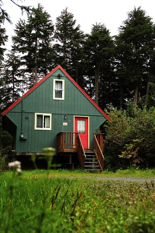 Christina Cabin Alyeska Accommodations Girdwood