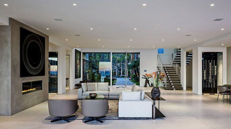 Decoracion interior casa lujo malibu casa sofia for Decoracion exteriores casas modernas