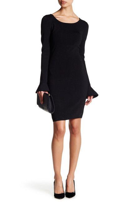 Image of Alexia Admor Long Sleeve Bodycon Dress