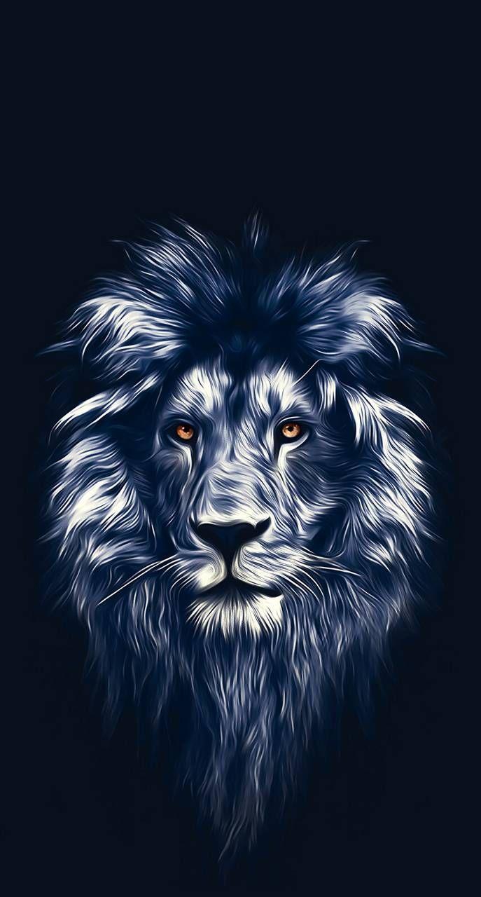 Lion wallpaper by webnettin - f828 - Free on ZEDGE™