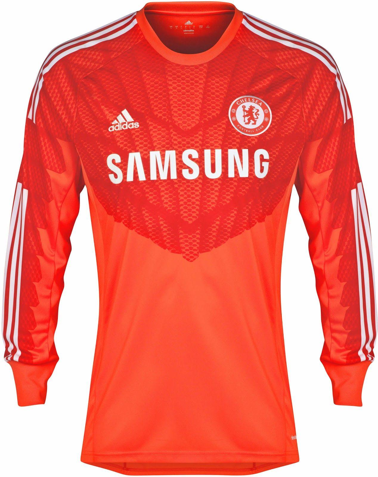d24f6aba47 Chelsea Goalkeeper Kit 2014-15