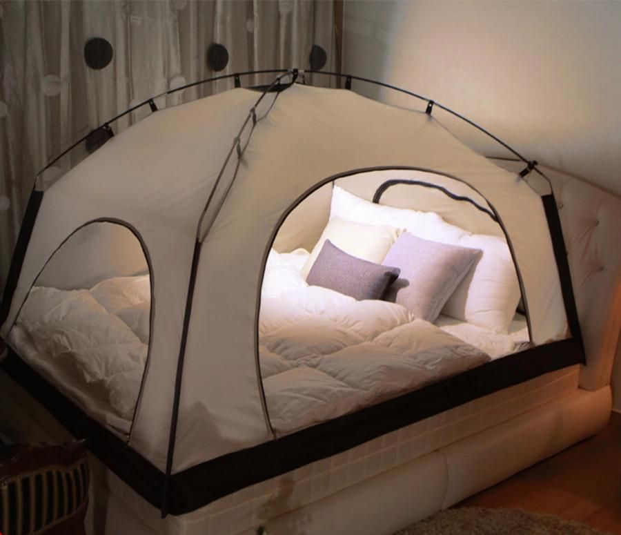 The iKamper Room In Room Is A Tent For Your Mattress Bed