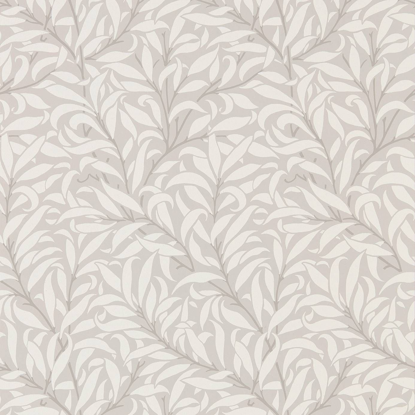 Pure Willow Bough Wallpaper Dove/Ivory (216025