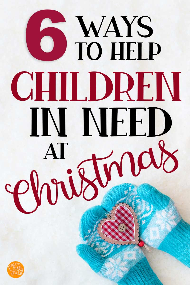 Help Children In Need This Christmas With These Ideas Learn Where To Donate Toys How To Help Families In Ne Helping Kids Children In Need Kindness Activities