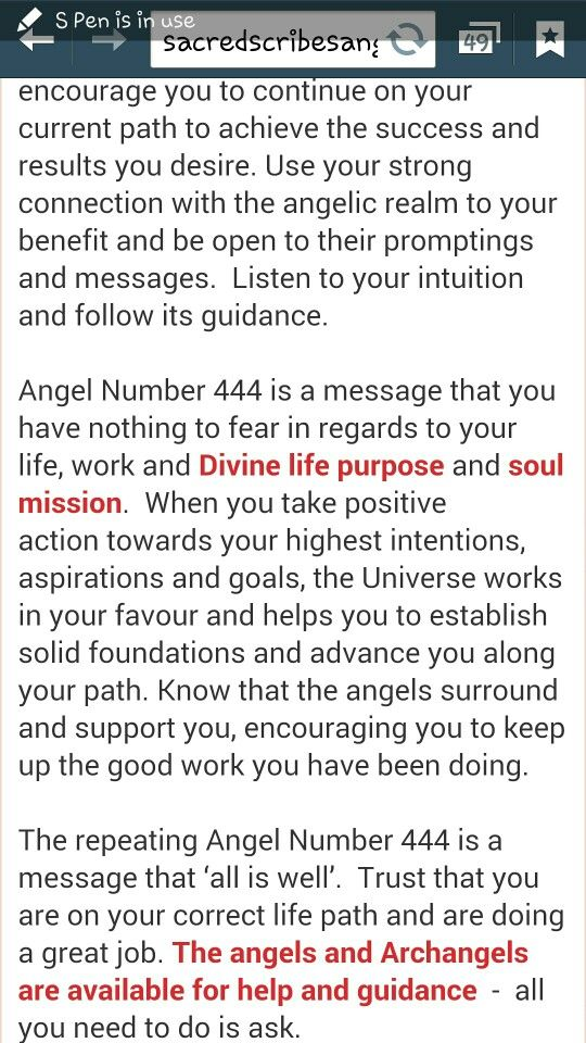 Pin by henry johnson on numerology Encouragement