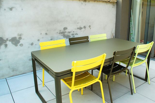 fermob luxembourg table - Google Search | Garden | Pinterest