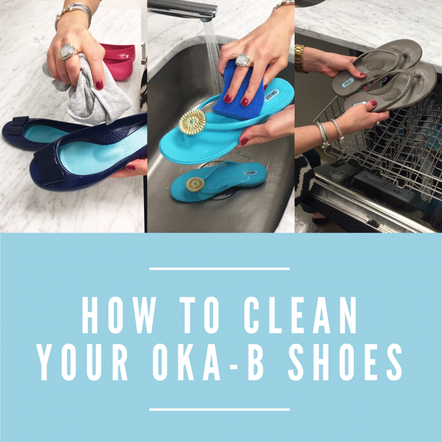 276a7446081424 How To Clean Your Oka-B Shoes