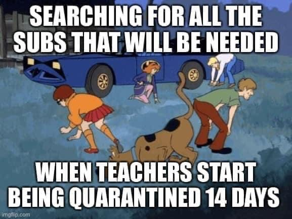 Pin On Teacher Memes About School Reopening This Fall