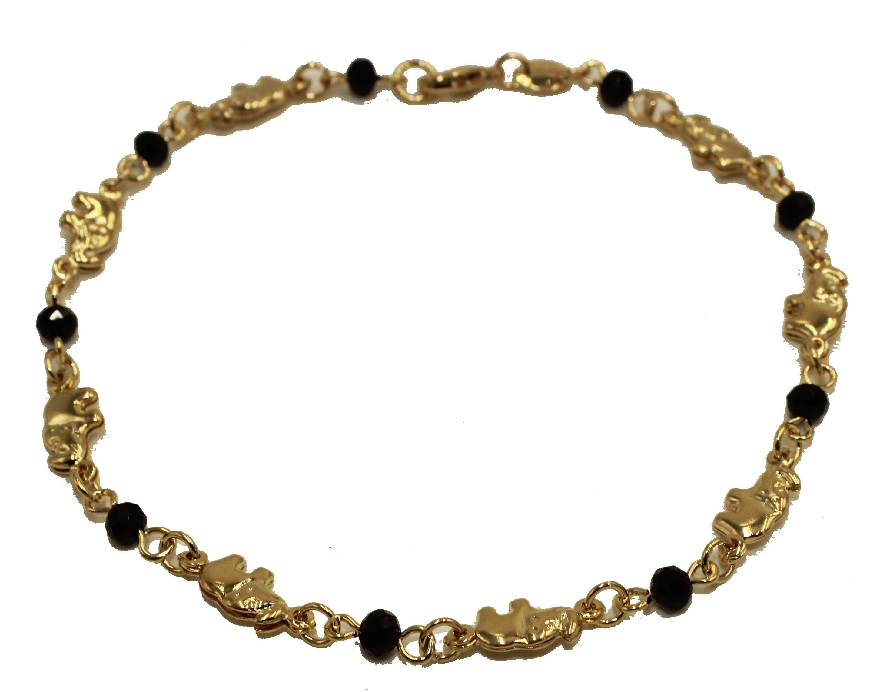 lyst semi stone view multi necklace anklet jewelry precious yellow station multistone semiprecious gold fullscreen bicego marco beaded paradise