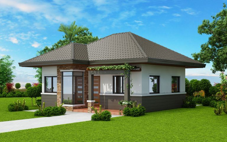 Elegant Six Bedrooms Double Storey House Plan Cool House Concepts Double Storey House Plans Double Storey House Duplex House Plans