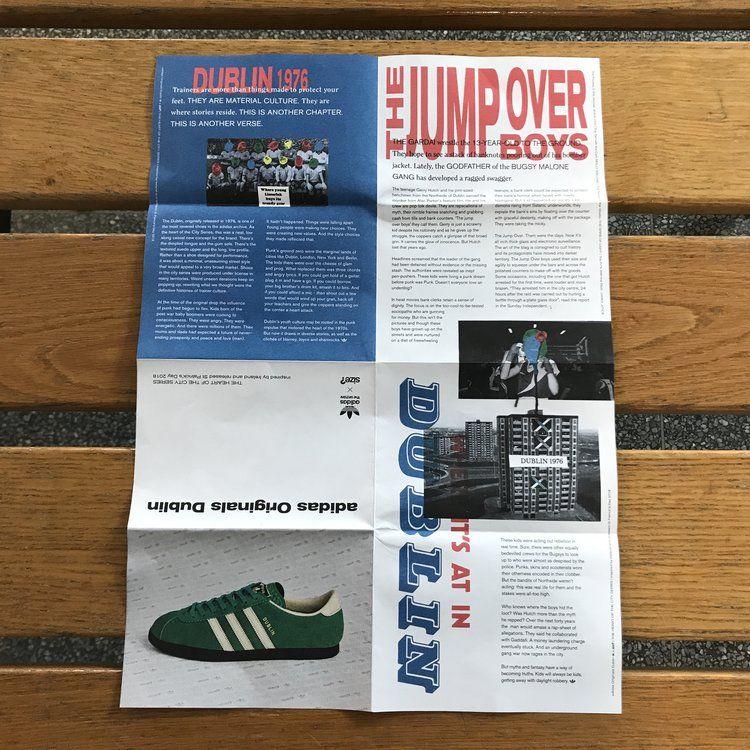 Zine doblado especial para apoyar doblado el Series archivo 19996 adidas City Series 916181a - hotlink.pw
