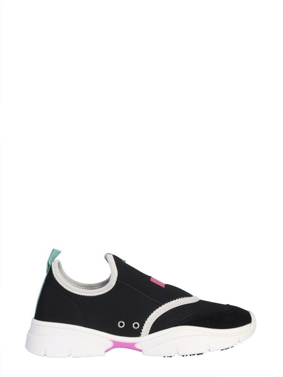 Isabel Marant Kaisee Sneakers In Black