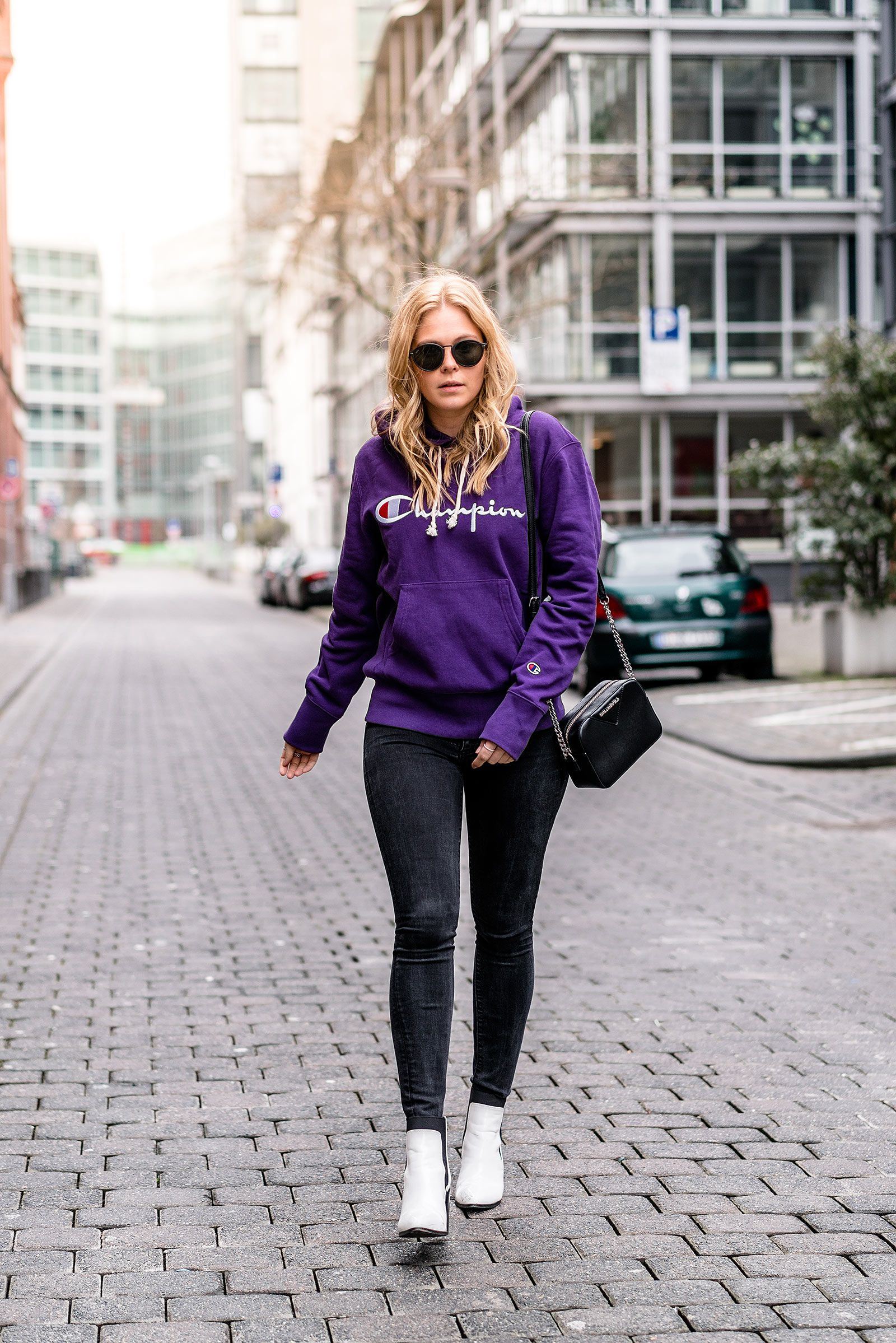 Ultra Violet: Mein Outfit zur Trendfarbe 2018 Fashion Blog