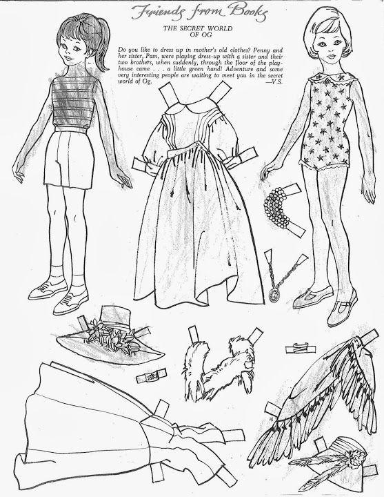 Picasa Web Albums Lorie Harding Children S Fr Paper Dolls Paper Dolls Printable Paper Doll House