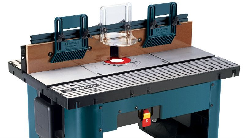 Bosch Router Table Review Model Ra1181 Bosch Router Table Router Table Reviews Benchtop Router Table