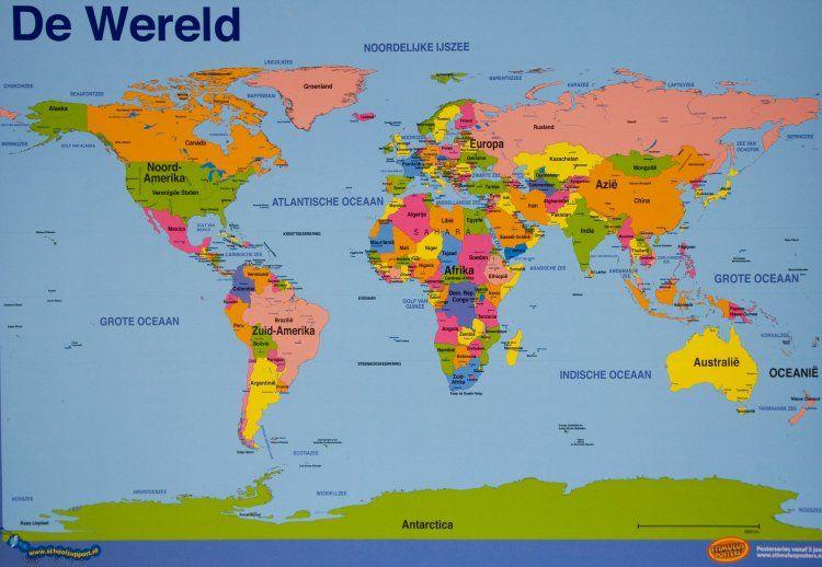 Afbeeldingsresultaat voor amerika kaart wereld actualiteit 2017 pinterest wereldkaart - Bank thuismarkten van de wereld ...