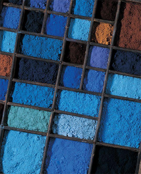 palette de bleus nuancier bleu nuancier bleu bleu indigo et palette bleue. Black Bedroom Furniture Sets. Home Design Ideas