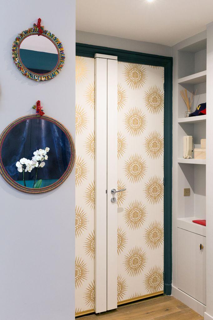 Best Comment Habiller Joliment Une Porte Duentre Miroir U Papierpeint With  Habiller Une Porte D Entre