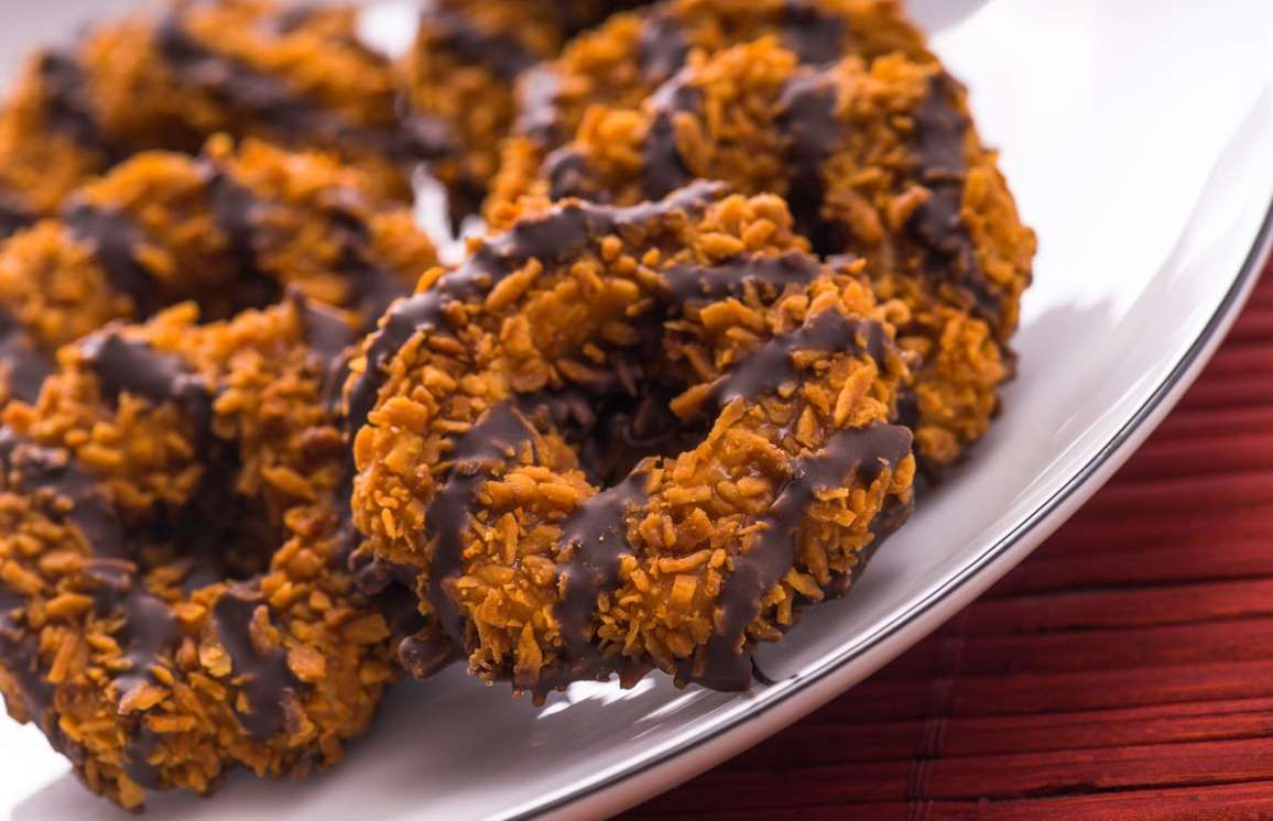 How to Make Your Favorite Girl Scout Cookies at Home