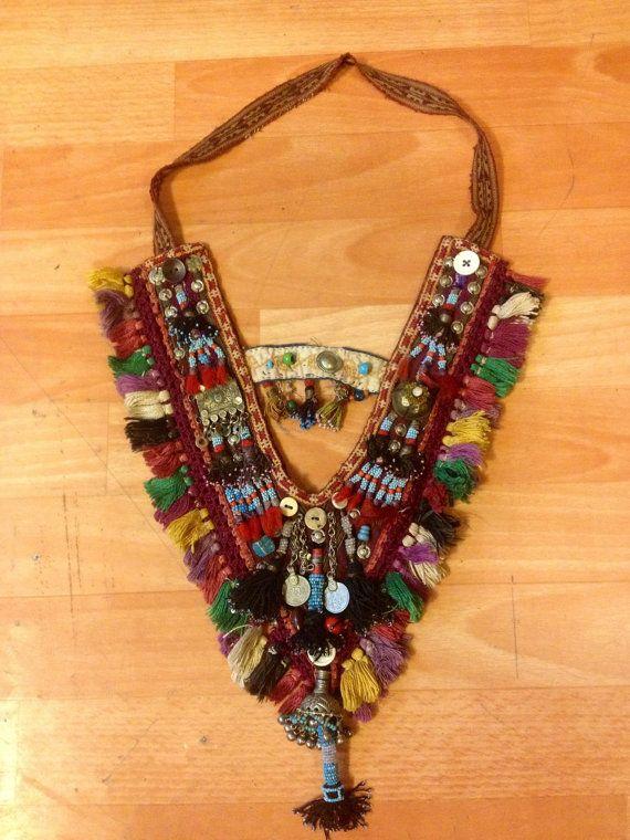 collier ouzbek fait main