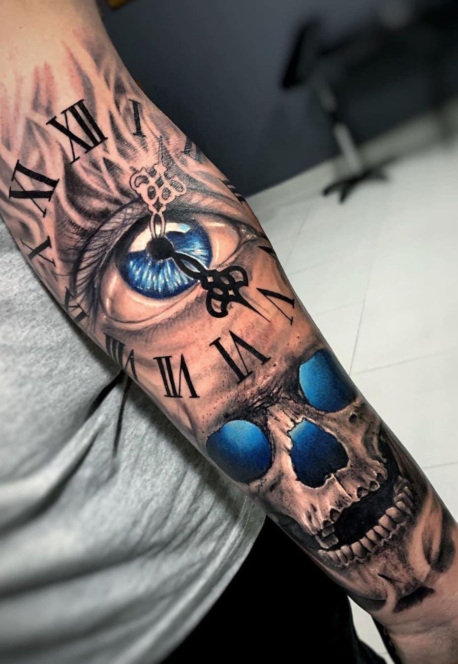 Photo of Tatuagem de Caveira: Conheça os seus significados e variações!
