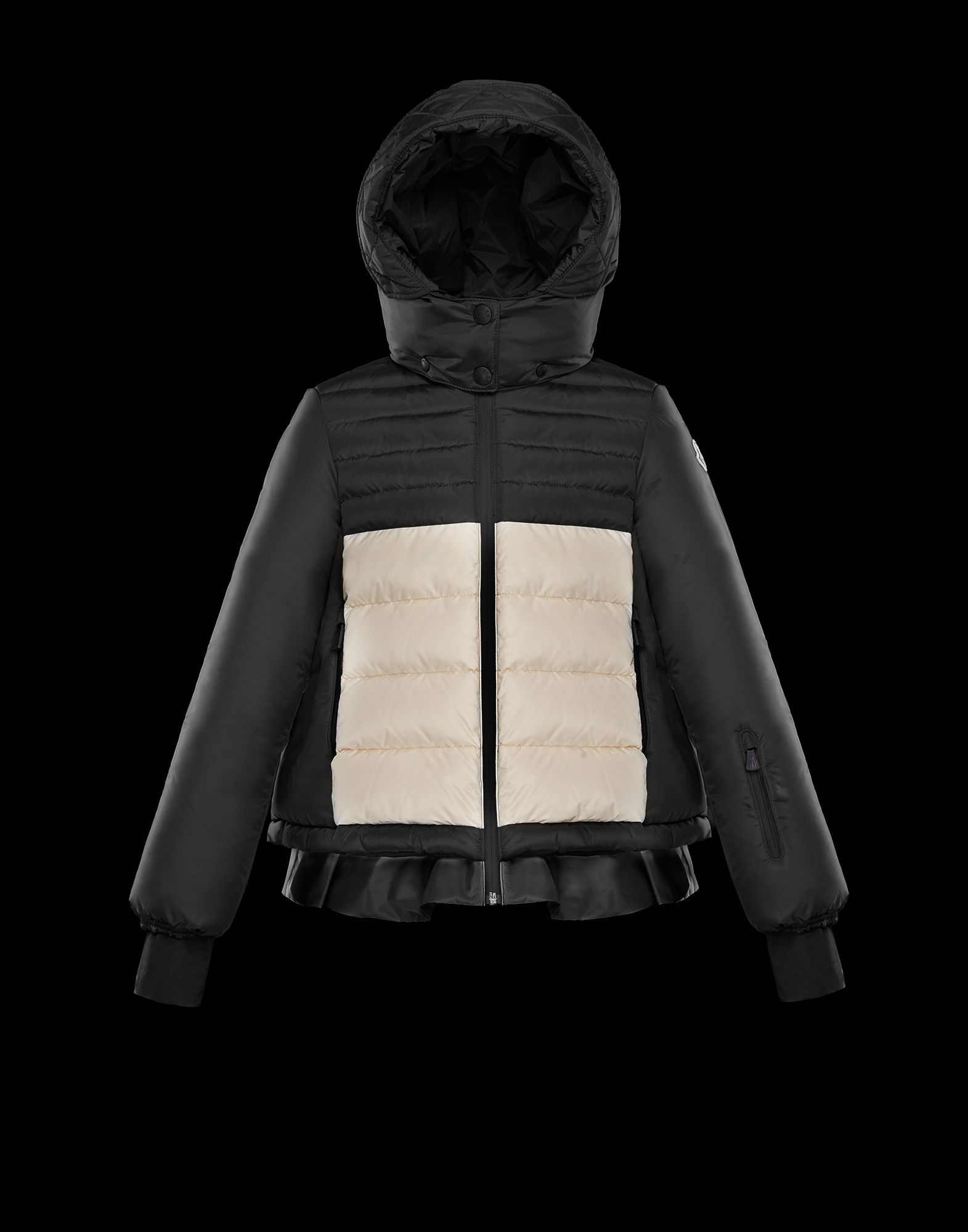 Moncler LES SAISIES in Coats for women | Official Online Store
