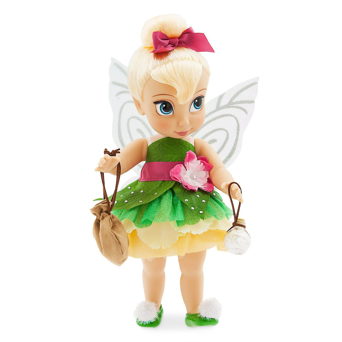 """Disney Animators/' Collection 16/"""" Toddler Doll Tinker Bell Series 3 New!"""