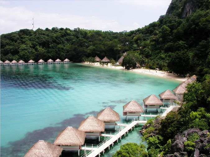Club Noah Isabelle A Private Island Resort Nestled In The Pristine Apulit Island Of Northeastern