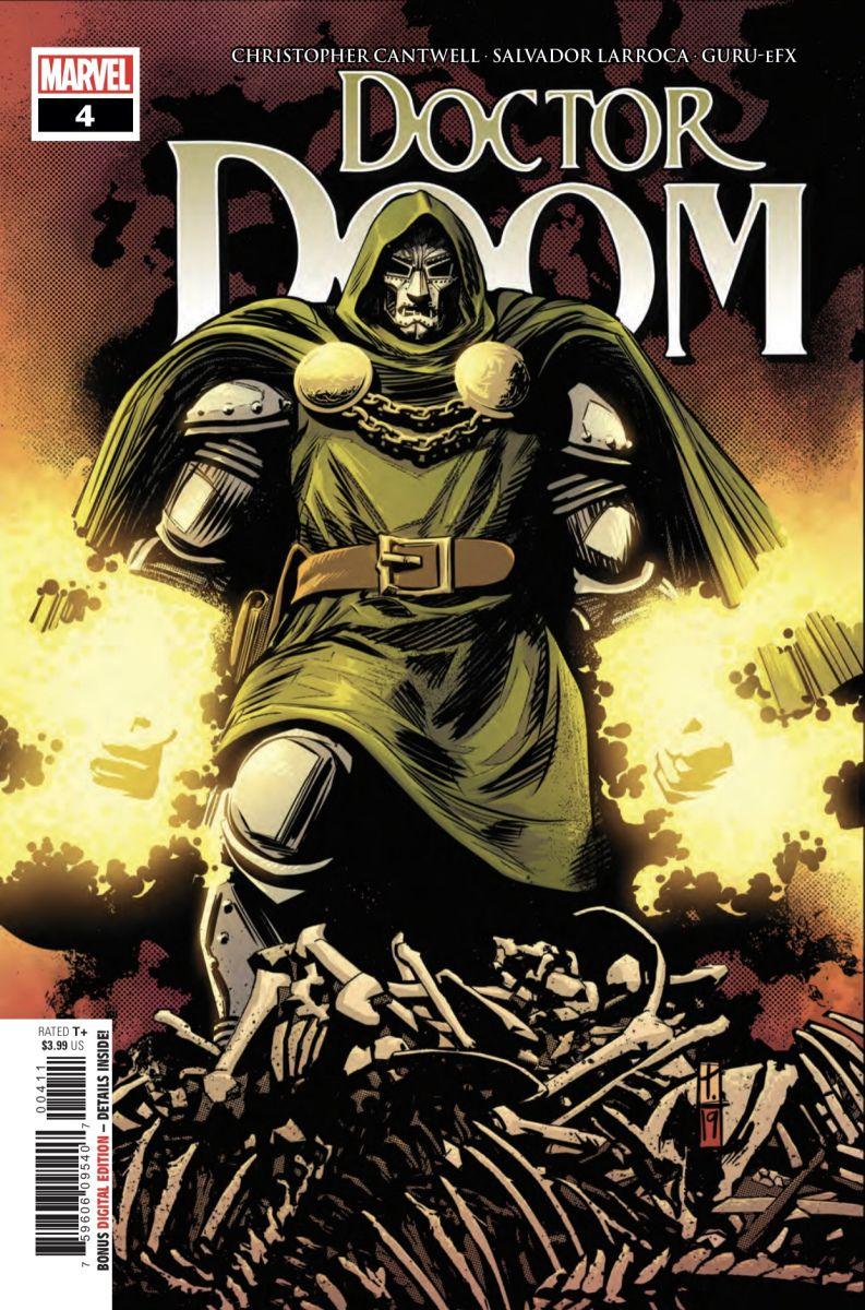 Doctor Doom 4 Preview Doom 4 Comic Books Art Doctor Doom Marvel
