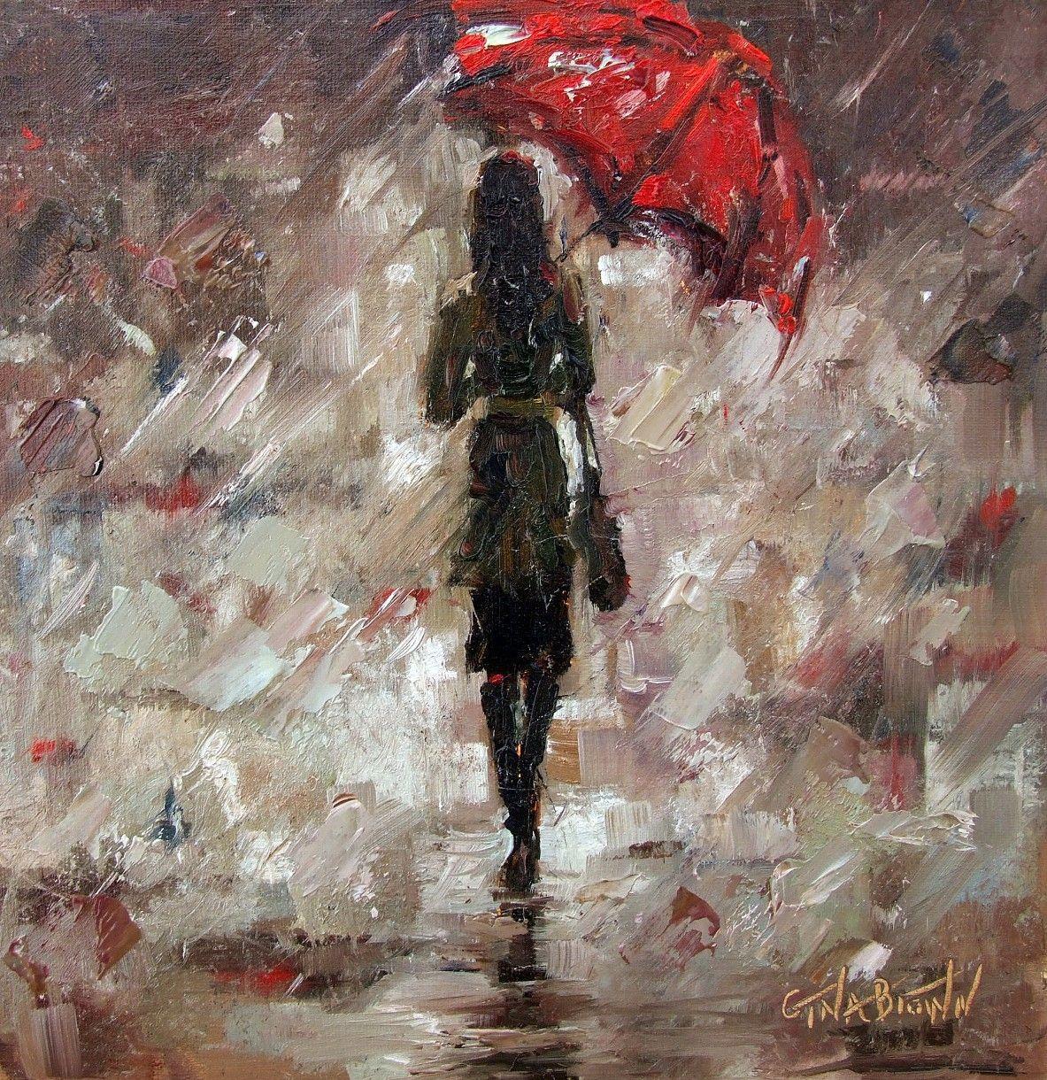 Wind and Rain Gina Brown