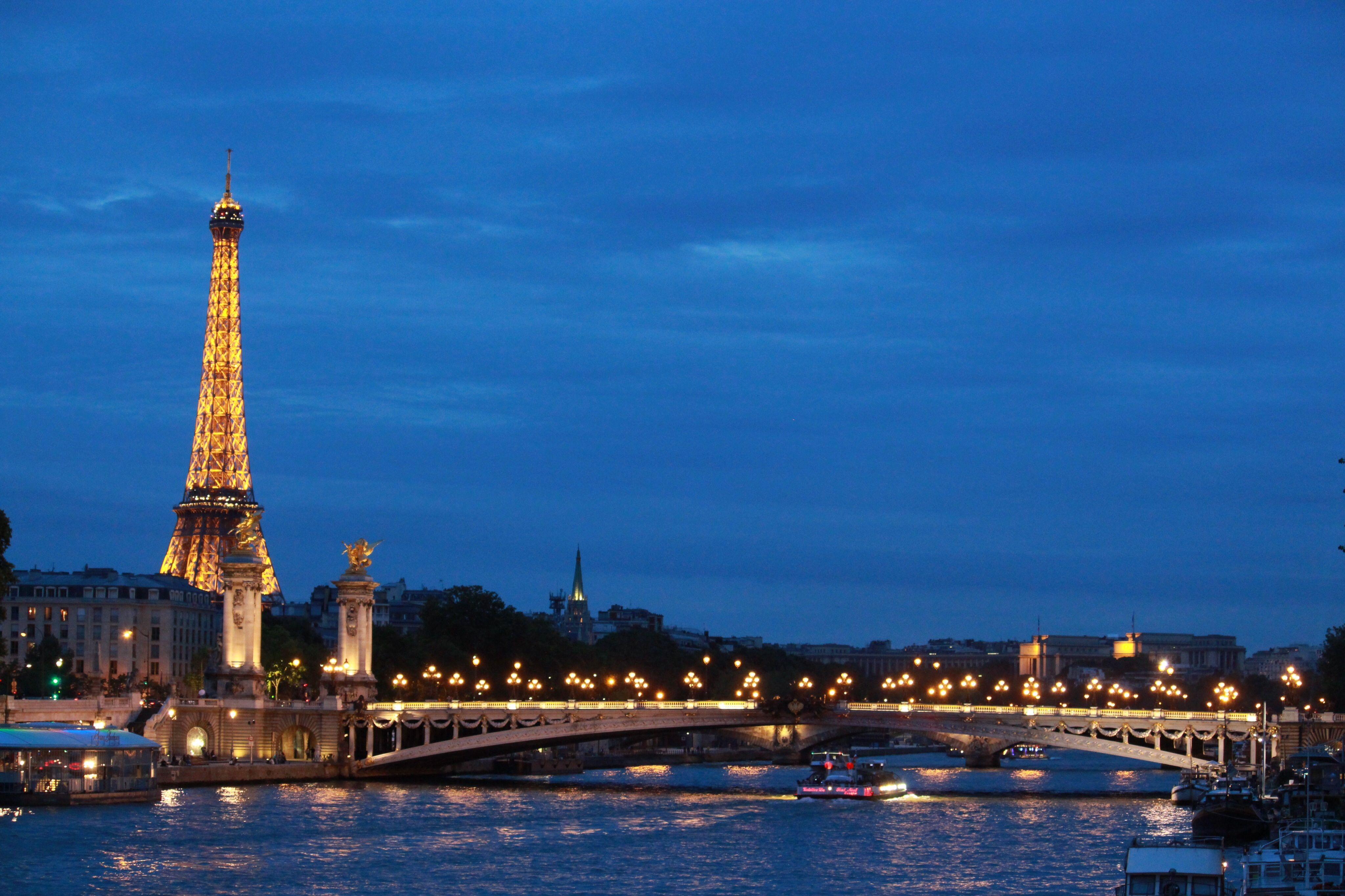 París, la nuit