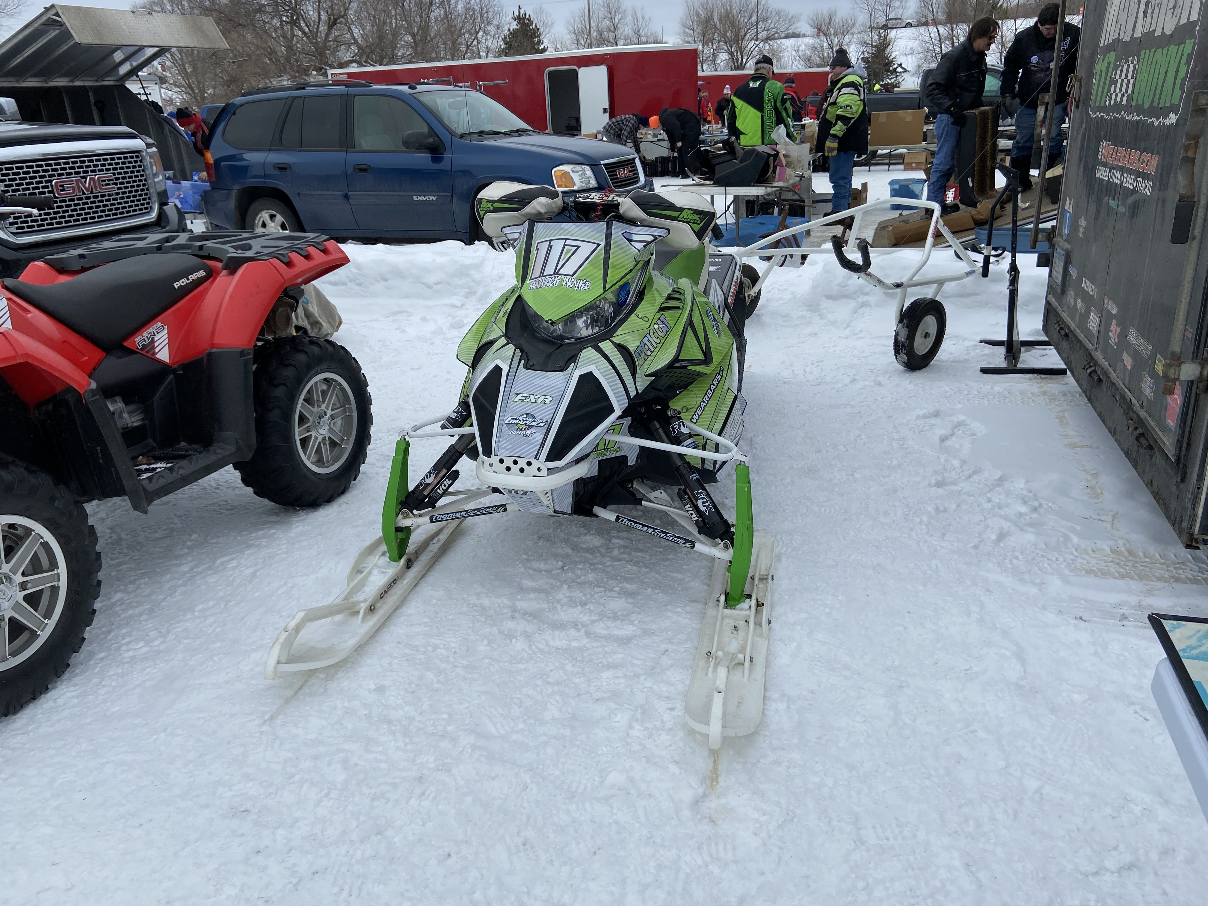 Pin by Shelby Raida on Arctic cat snowmobile in 2020