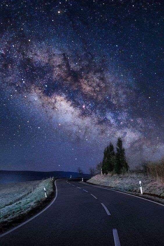 Pin von Barbara rathmanner auf Nachthimmel Naturbilder