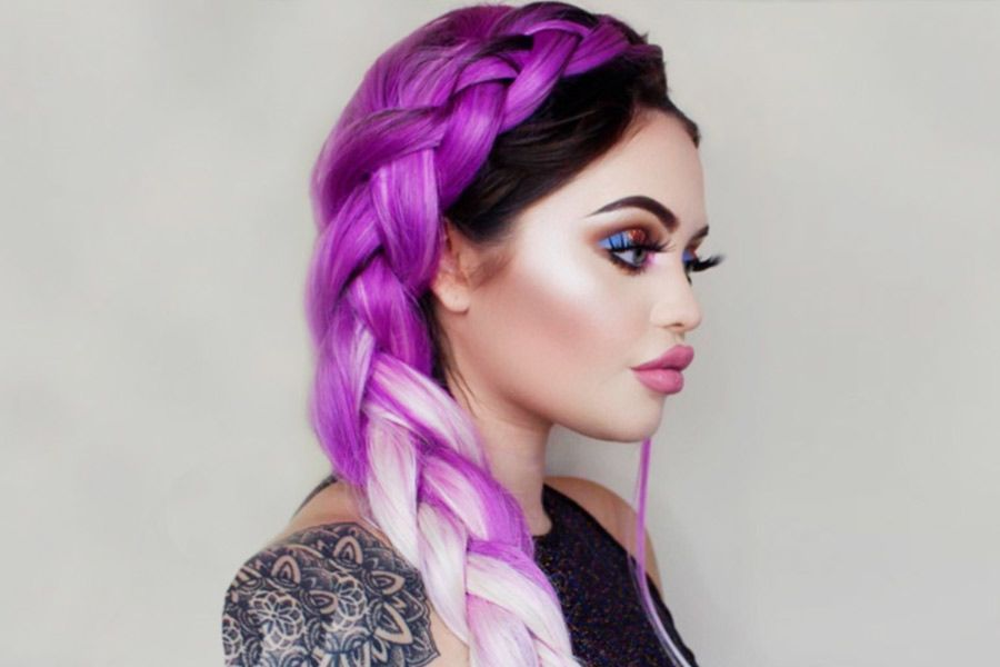 21 Pastel Purple Hair Color Trend | LoveHairStyles.com
