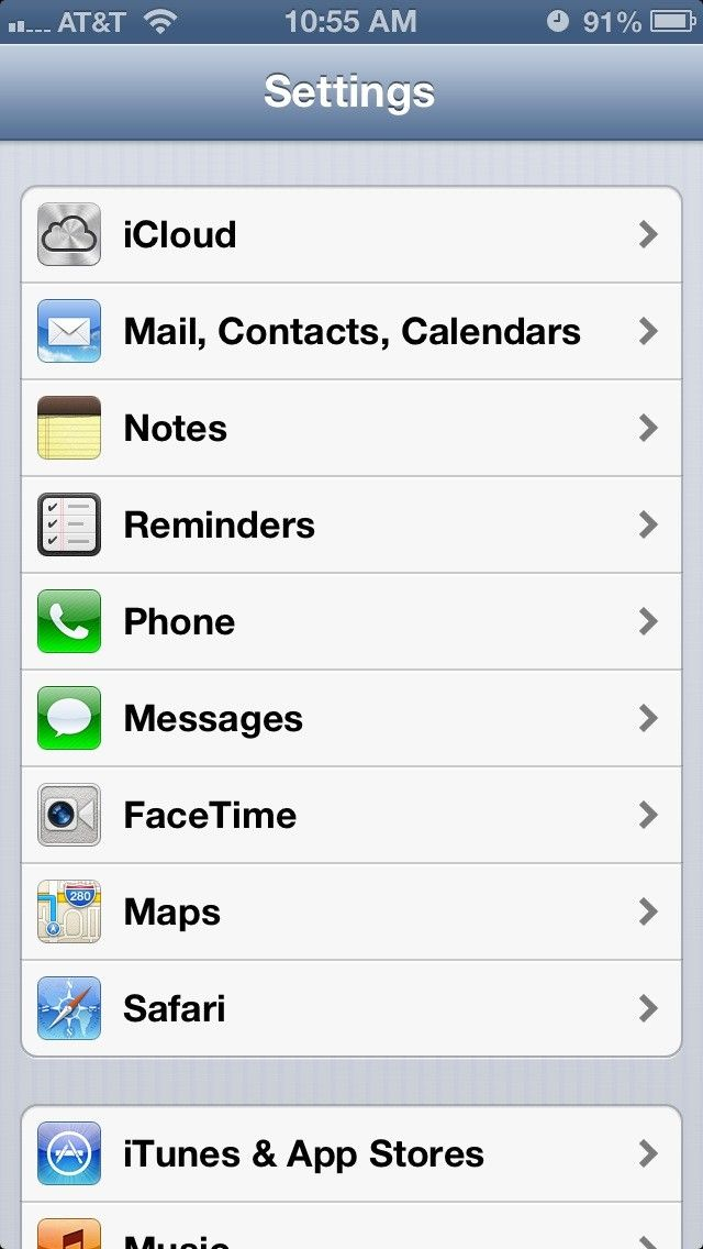 How To Change Which Email Account You Send From On Your Iphone And Ipad Iphone Phone Messages Note Reminder