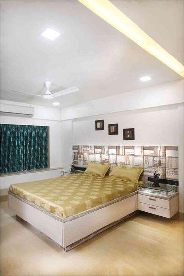 Master Bedroom Design By Suneil Verma Interior Designer In Mumbai