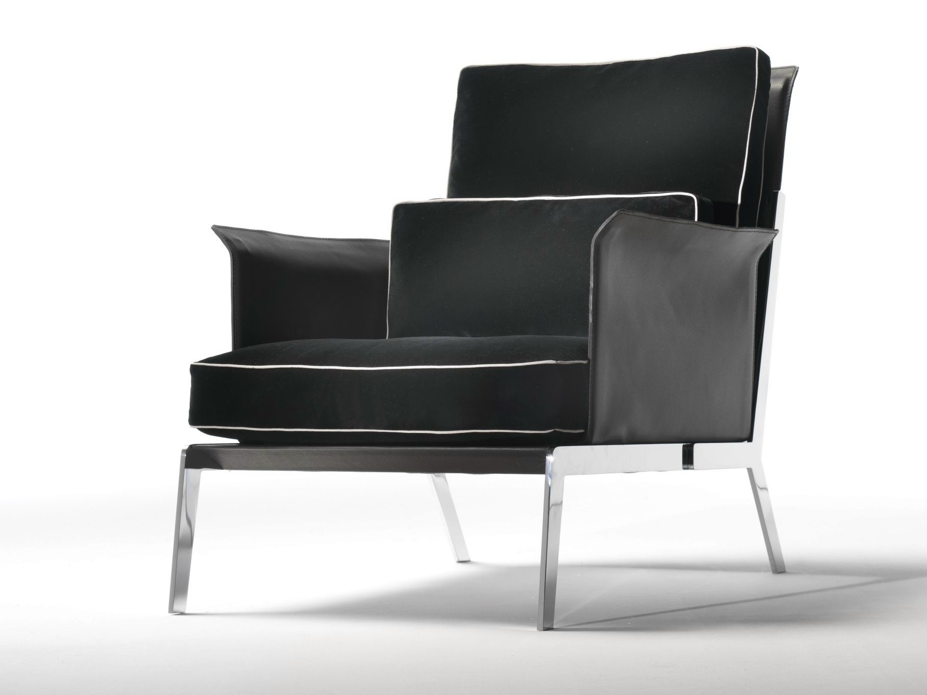 HAPPY HOUR Armchair By FLEXFORM Design Antonio Citterio