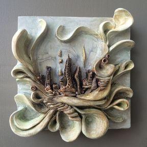 Brianna Martray, Sculptural Monocast Gallery