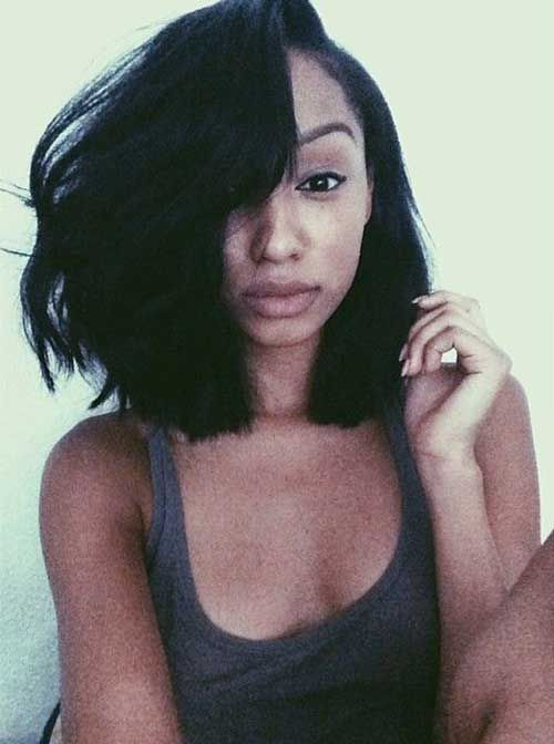 Bob Hairstyle Wp Content Uploads 2016 11 Thick Weave Bob