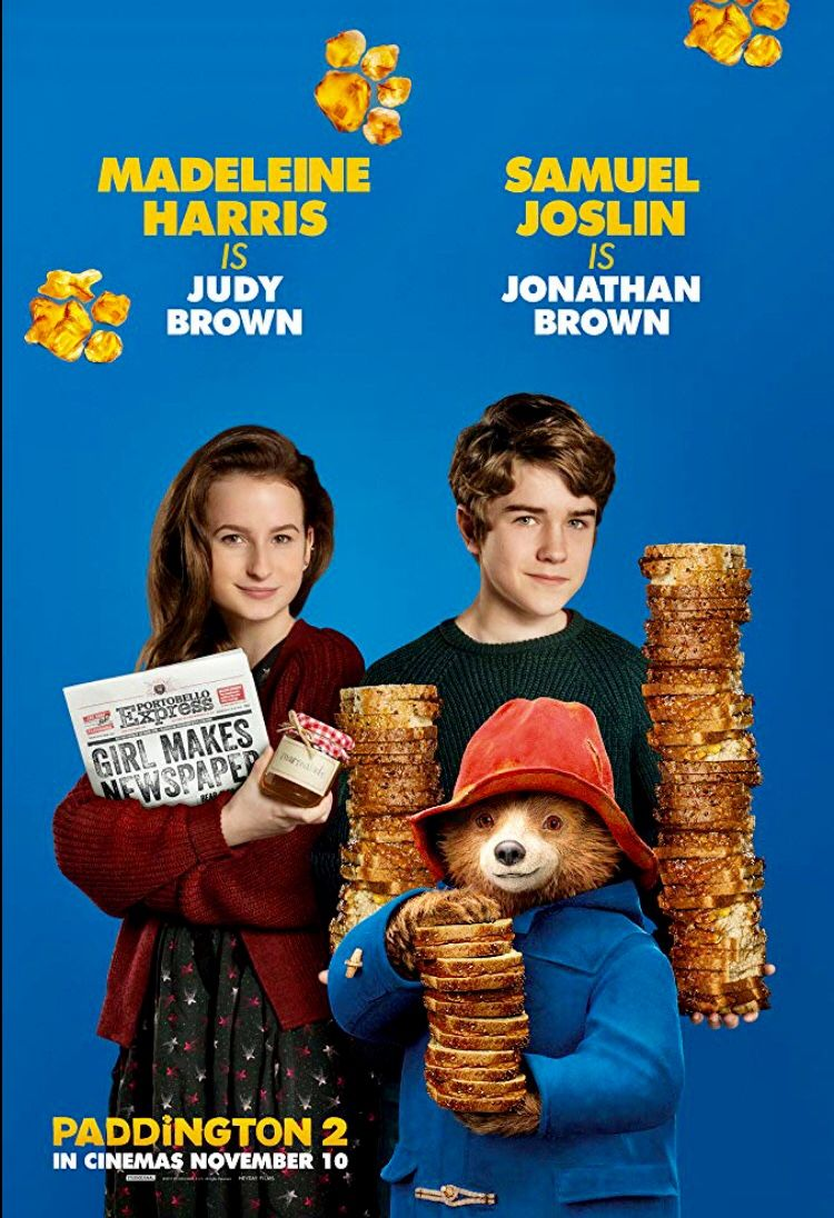 Paddington With Judy And Jonathan Kinder Filme Kinderfilme Filme Fur Kinder
