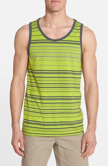 cec20ce09e11b Men s prAna  Throttle  Stripe Tank Top