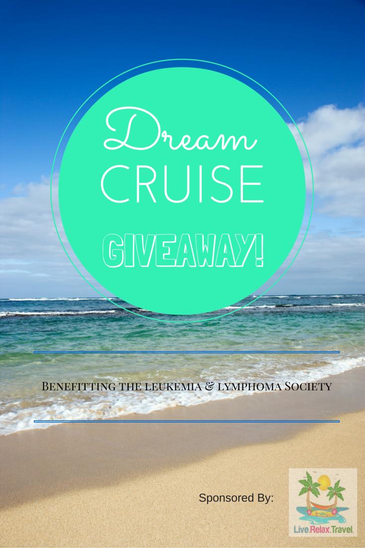 Dream Caribbean Cruise Giveaway Benefitting The Leukemia & Lymphoma Society!