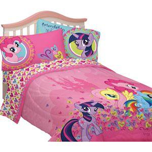 High Quality My+Little+Pony+Twin/Full+Comforter. Walmart $30