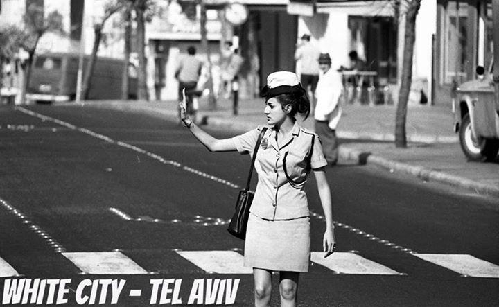 Traffic policeTel Aviv Israel 1970 [960x591] #HistoryPorn #history #retro http://ift.tt/1XubkCr