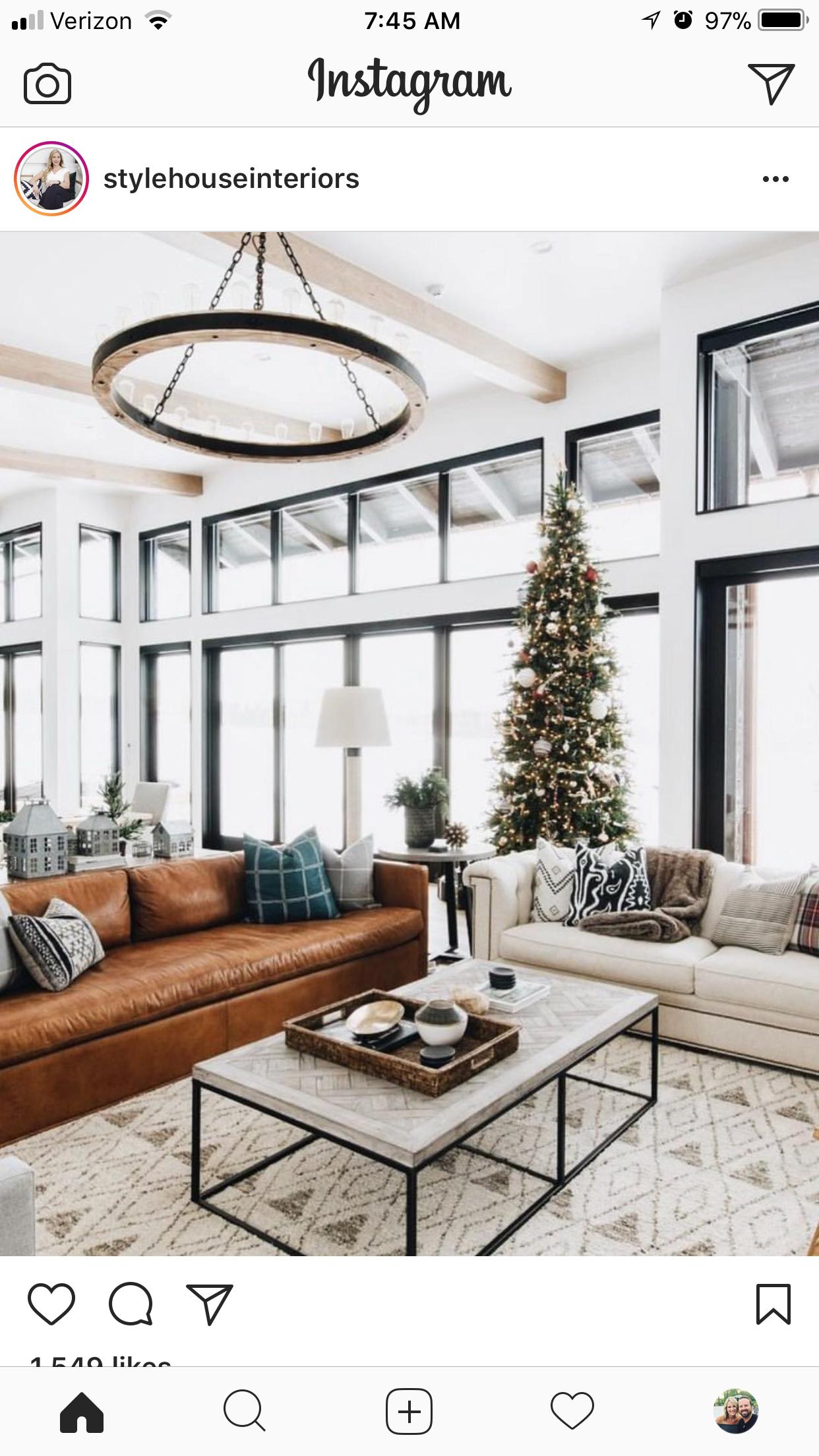 Pin by Allison Krill on Interior Design - Living Room | Pinterest ...