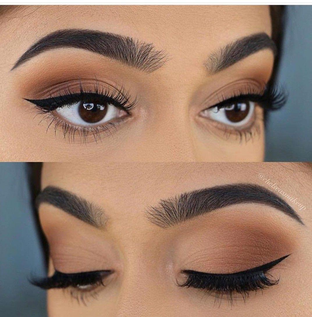 Everyday Makeup Look Smokey Eye Makeup Makeup Looks For Brown