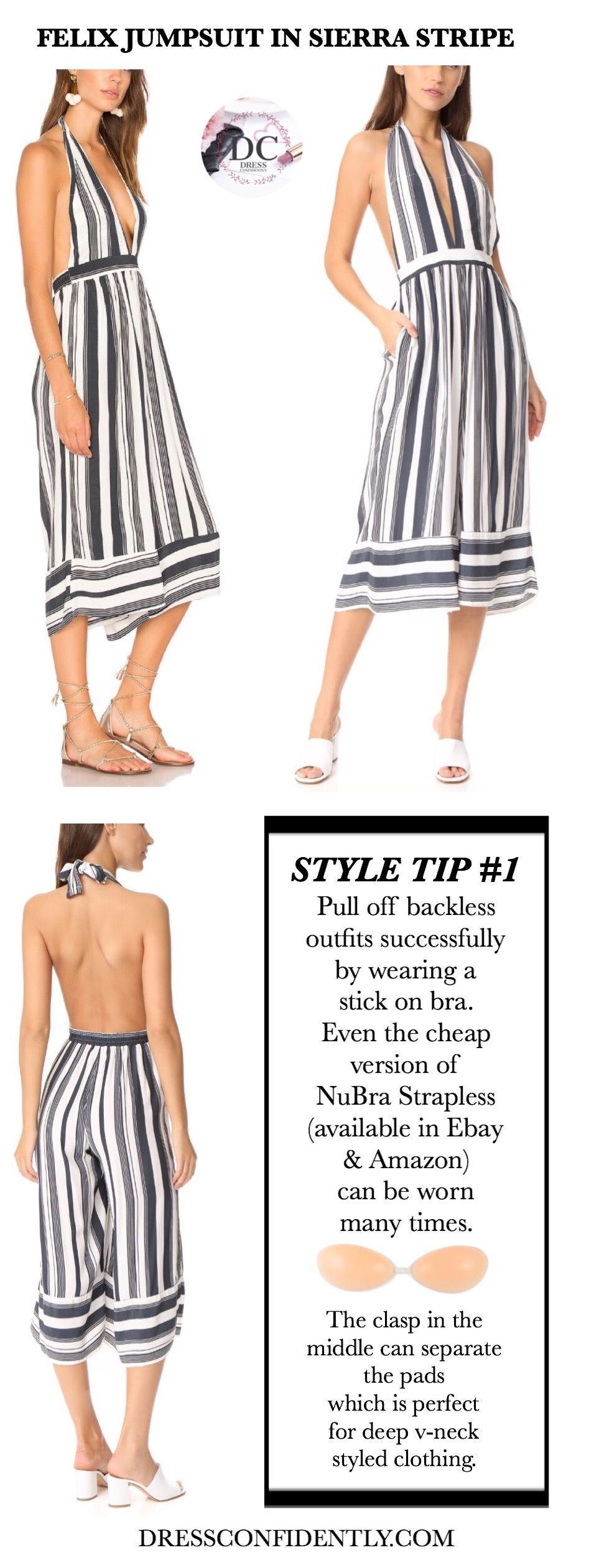 Felix Jumpsuit in Sierra Stripe Style Tip Style Inspiration