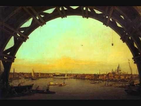 Ottorino Respighi: Concerto Gregoriano per violino e orchestra (P. 135) P.s.....Canaletto...